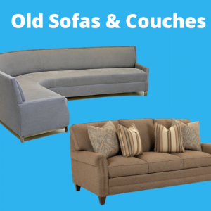 Old Sofas & Couches